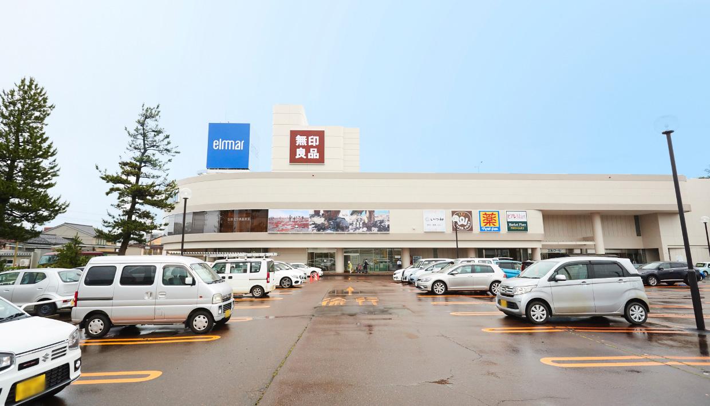 センター 直江津 ショッピング